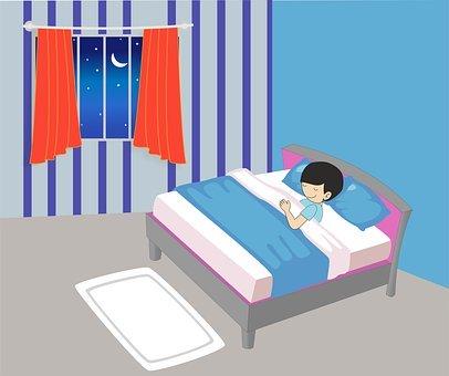 Blahodárný spánek