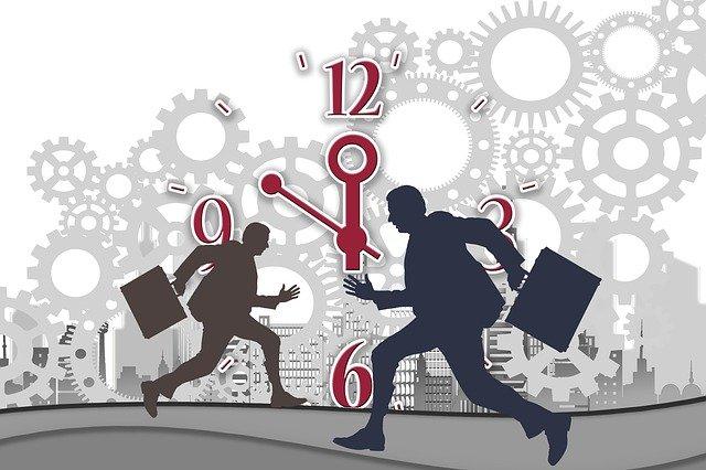Podnikatel ve spěchu